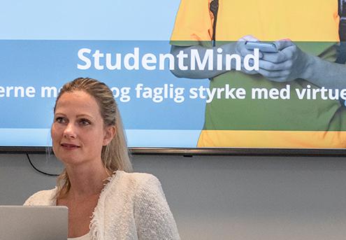 anna præsenterer studentmind